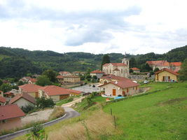 VIllage de Murinais